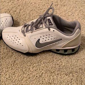 Nike Shoes - White Nike Training Shoes 6.5